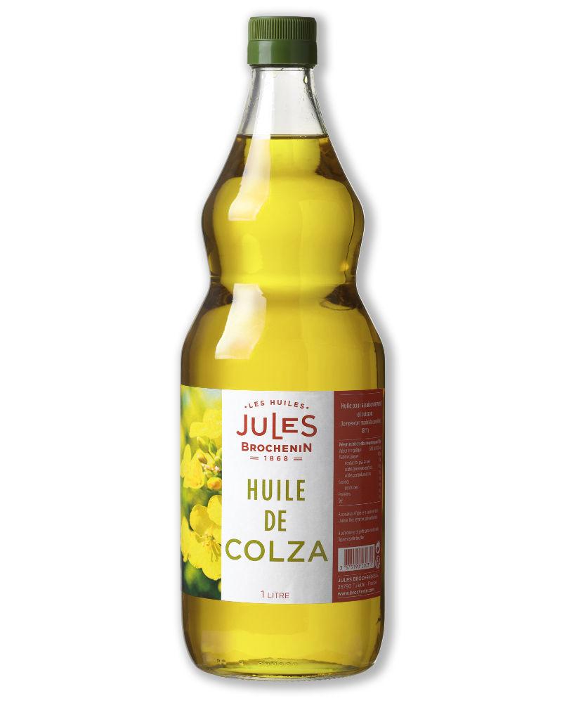 huile colza four